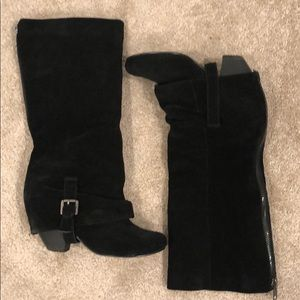 Naughty Monkey black boots
